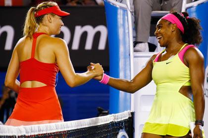 Шарапова сохранила вторую строчку в рейтинге WTA