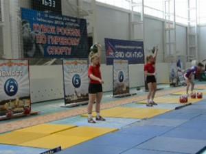 Смолянка Алина Васькина побила рекорд России в гиревом спорте