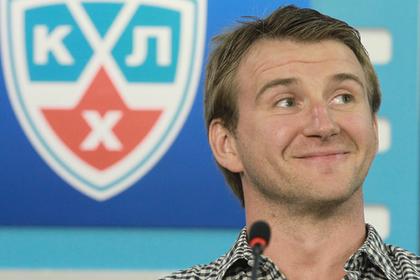 Хоккеист Евгений Набоков завершил карьеру