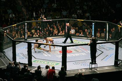 В UFC рассказали о планах провести турнир в России в 2016 году