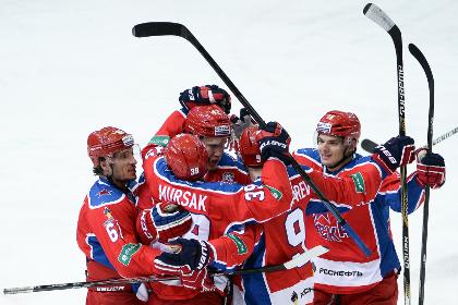 ЦСКА впервые за 26 лет стал чемпионом России по хоккею