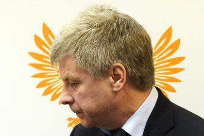 Толстых рассказал об условиях погашения долга РФС перед Усмановым