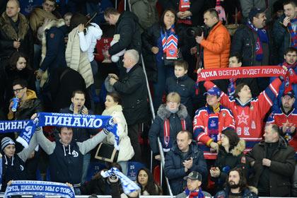 Матчи КХЛ впервые посетили более пяти миллионов человек