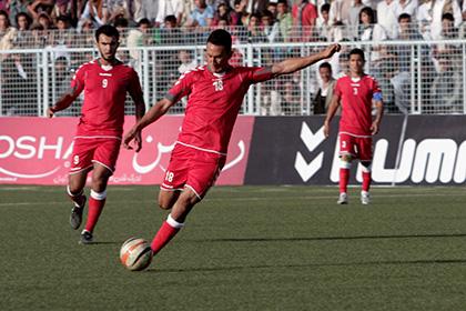 Сборную Афганистана попробуют обучить европейскому футболу