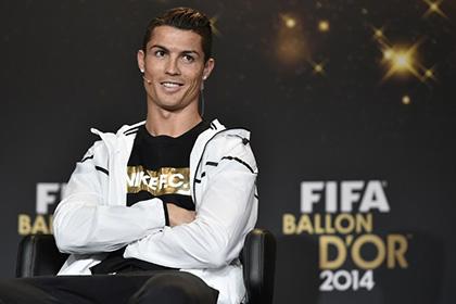 Роналду признали лучшим футболистом в истории английской премьер-лиги