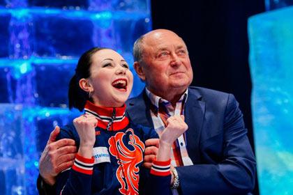 Плющенко поздравил российских фигуристов с победами на чемпионате Европы