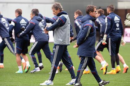 Сборная России по футболу проведет товарищеский матч с Казахстаном