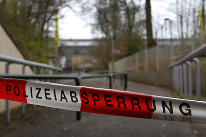 У стадиона дортмундской «Боруссии» нашли бомбу времен Второй мировой