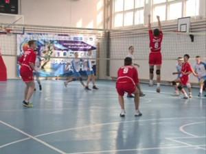 В Смоленске вновь играли в волейбол в память о погибших спецназовцах