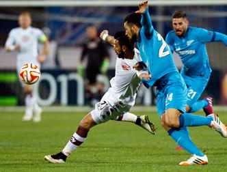 «Зенит» победил «Торино» в Лиге Европы