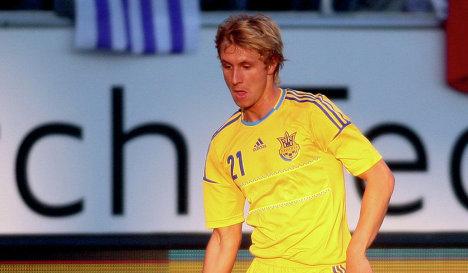 Защитник ФК «Амкар» Бутко вернулся к тренировкам после перелома ребер