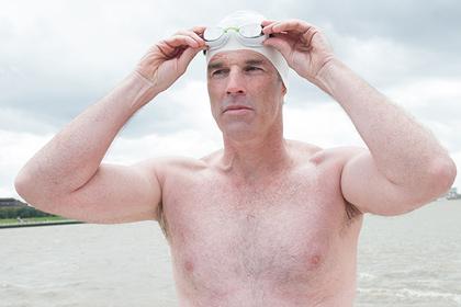 Британский пловец-экстремал обсудил с Шойгу проблемы Антарктики