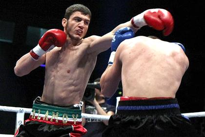 В команду Владимира Кличко включили чеченского боксера