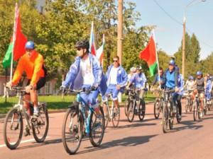 Из Смоленска снова стартует велопробег Союзного государства