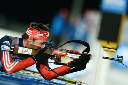 Шипулин завоевал серебро на этапе Кубка мира в Ханты-Мансийске