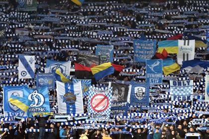 На матче Лиги Европы в Киеве установлен рекорд посещаемости турнира