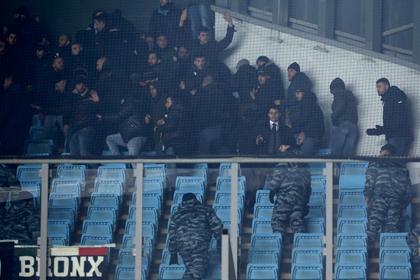 Лидер фанатского движения «Наполи» умер после матча c московским «Динамо»
