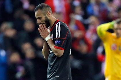 Игрок отказался ехать в сборную Турции из-за угрожавшего ему пистолетом партнера