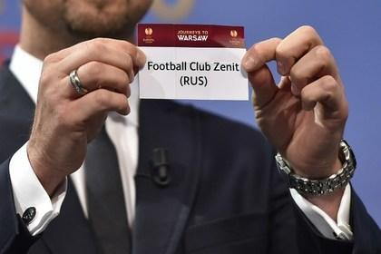 «Зенит» вошел в тройку фаворитов Лиги Европы по версии букмекеров