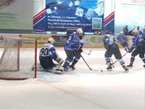 В Смоленске прошли первые полуфинальные матчи плей-офф Российской хоккейной лиги