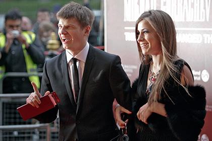 Аршавин отдал Барановской трехкомнатную квартиру