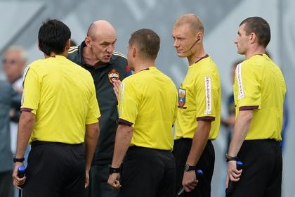 Российский футбольный союз столкнулся с дефицитом судей