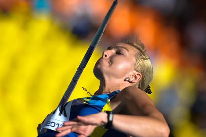 Россия согласилась заплатить Украине за переход крымской легкоатлетки