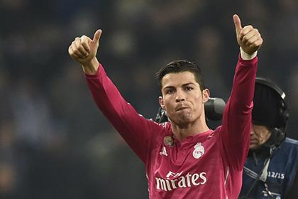 Роналду во второй раз подряд признали самым богатым футболистом мира