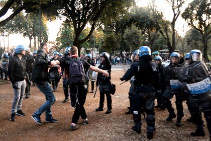 Голландские фанаты нанесли ущерб Риму на 5,2 миллиона евро
