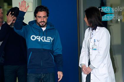 Команды «Формулы-1» пригрозили бойкотировать старт сезона из-за аварии Алонсо
