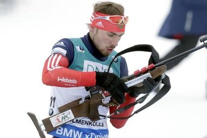 Сборная России выиграла первую медаль на ЧМ по биатлону