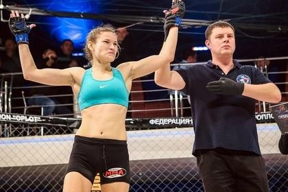 Бой украинки попал в число главных событий турнира UFC