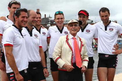 Британец побил мировой рекорд по бегу среди пенсионеров старше 95 лет