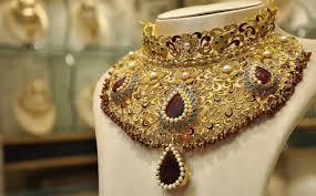 Знаменитые индийские золотые украшения