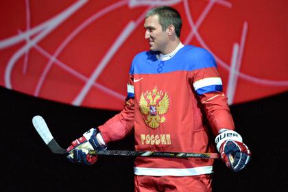 Сборная России по хоккею оставит для Овечкина место в заявке на ЧМ