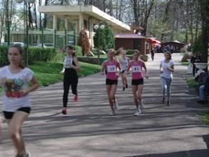Смоленские школьники приняли участие в первенстве областного центра по легкой атлетике