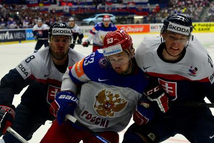 Хоккеист сборной России рассказал о предложении принять украинское гражданство