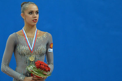 Мамун завоевала все золото на этапе КМ по художественной гимнастике