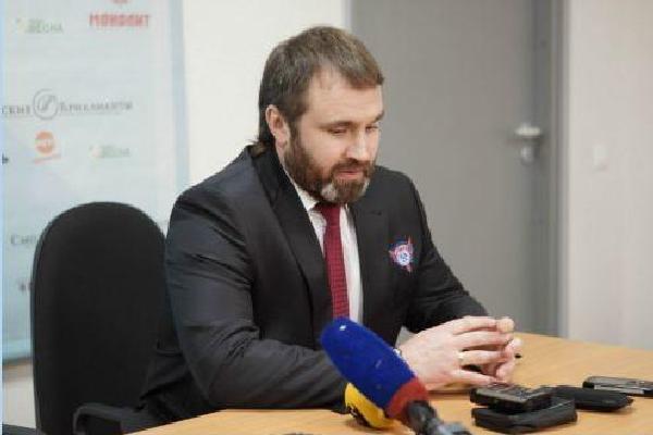 Тренер смоленского «Славутича» уволился