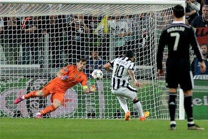 «Ювентус» обыграл «Реал» в первом полуфинальном матче Лиги чемпионов