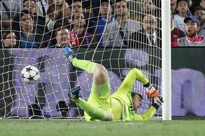«Барселона» трижды забила «Баварии» в первом полуфинальном матче Лиги чемпионов