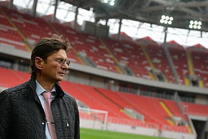 Федун отменил победные премиальные футболистам «Спартака»