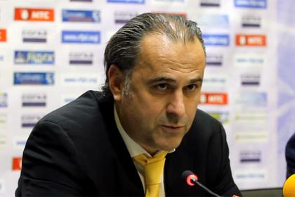 Божович подал в отставку с поста тренера «Локомотива»