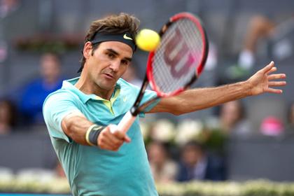 В Международном зале теннисной славы появится голограмма Федерера
