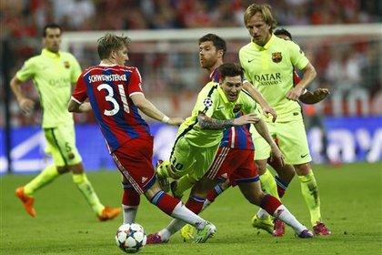 «Барселона» вышла в финал Лиги чемпионов