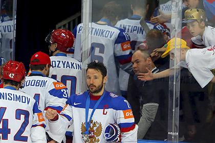 СМИ нашли виновных в уходе сборной России со льда перед гимном Канады