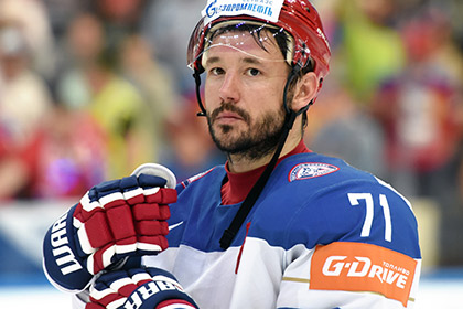 Ковальчук опроверг версию о демарше российских хоккеистов