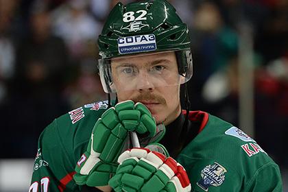 Хоккеист сборной России Медведев уехал в НХЛ