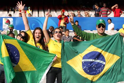 Бразильскому футбольному фанату оторвало руку при взрыве пиротехники