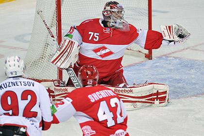 «Спартак» вернется в Континентальную хоккейную лигу